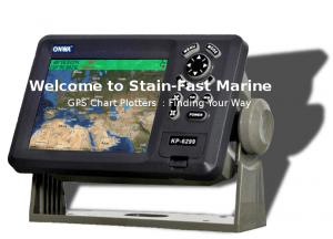 GPS Chart Plotter